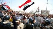 المظاهرات السلمية في العراق