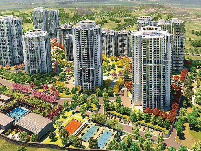 Shapoorji & Pallonji Parkwest – Evolve