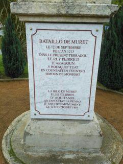 Murèth, 1213. Archivo: @los4motocarros