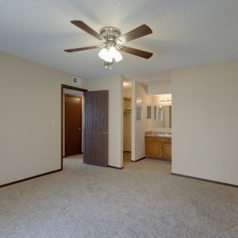 Aragon Apartments, 2 Bedroom, Master Bedroom