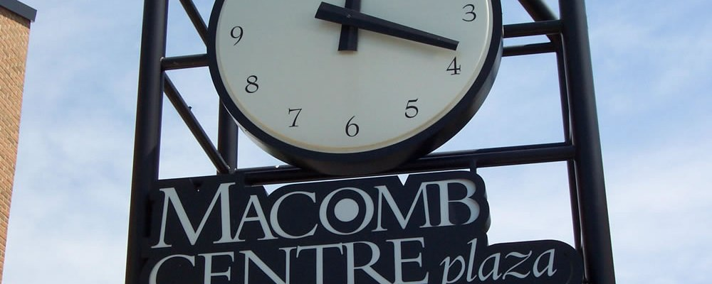 Macomb Centre Plaza