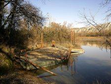 Barca Candespina, río Ebro (R.20).
