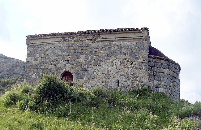 Ermita de Rigatell.