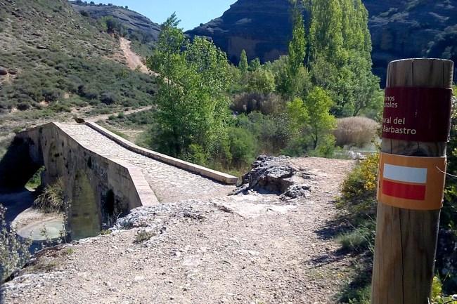 Puente de Billacantal. Foto: Archivo Prames.