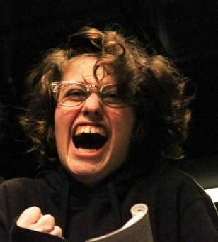 Alexandra-screaming