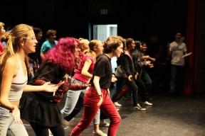 Alexandra & group-rehearsal
