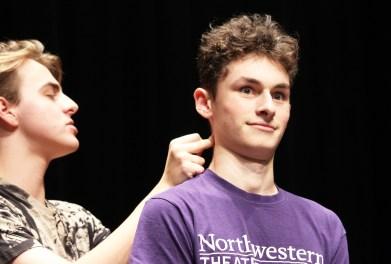 Preston & Joey rehearsal