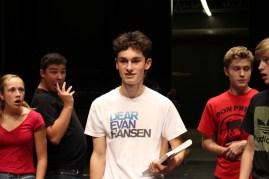 Preston & group rehearsal