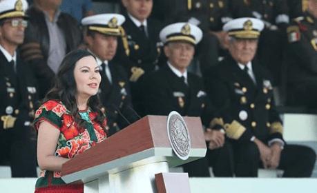 Diputada del PAN Laura Rojas