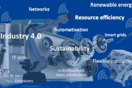 Tecnología y modelo de negocio en el camino hacia la industria 4.0