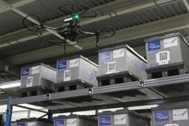 DRON AUTÓNOMO PARA REALIZAR INVENTARIO EN ALMACENES