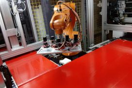 Robótica para adaptar la producción a múltiples referencias de producto y reducir tiempos muertos