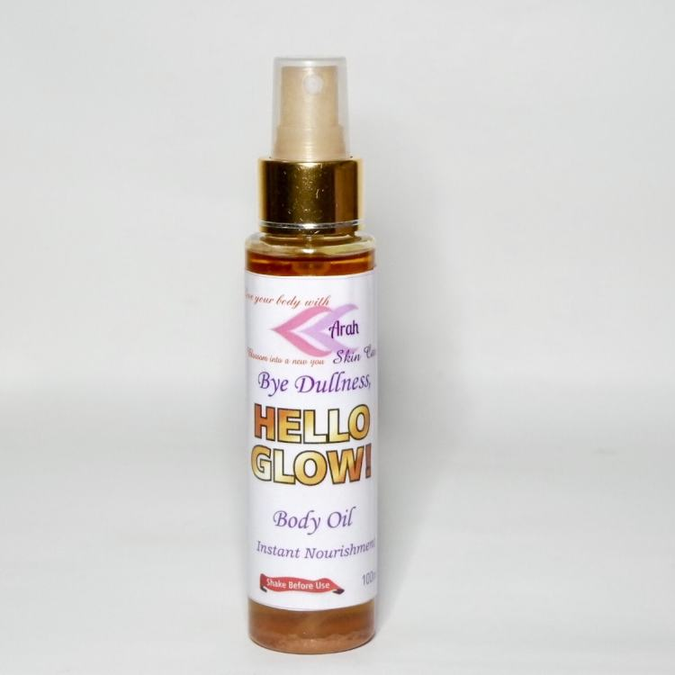 Hello Glow Body Oil