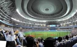 【座席表】京セラドーム大阪(大阪ドーム)