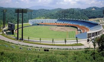 いわきグリーンスタジアム(福島県いわき市)行き方ガイド