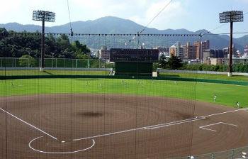 【駐車場】呉市二河野球場周辺の駐車場ガイド