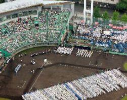 【駐車場】藤崎台県営野球場周辺の駐車場ガイド