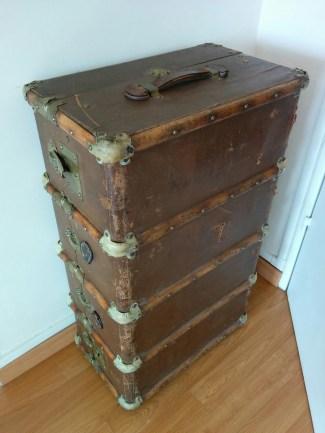 valise rénovée