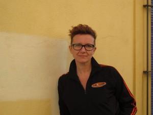Brigitte Vasallo, autora de 'PornoBurka'   Foto: Adrián Solana