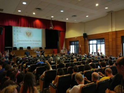 Asamblea realizada en Melilla.