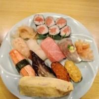 【ごはんメモ】ひょうたん寿司-2 宇都宮 東口/ 寿司