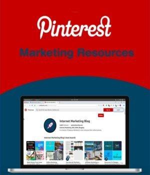 Pinterest Marketing Resources