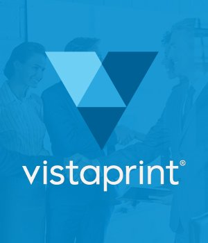 Vistaprint visiting cards, t-shirts & photo calendars