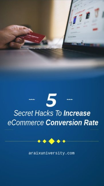 Increase eCommerce Conversion