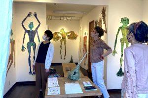 Grasshopper – イスラエル出身クリエイターによる展示 @ギャラリー七面坂途中