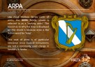 The ARPA coat of arms