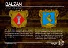 The BALZAN coat of arms