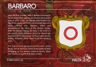 The BARBARO coat of arms