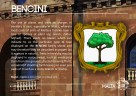 The BENCINI coat of arms
