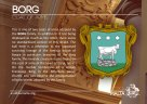The BORG coat of arms