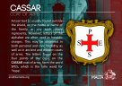 The CASSAR coat of arms