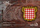 The CINI coat of arms
