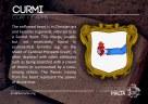 The CURMI coat of arms