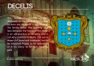 The DECELIS coat of arms
