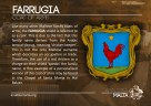 The FARRUGIA coat of arms