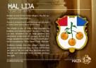 The HAL LIJA coat of arms