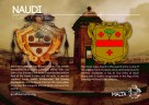 The NAUDI coat of arms