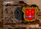 The ZAMMIT coat of arms