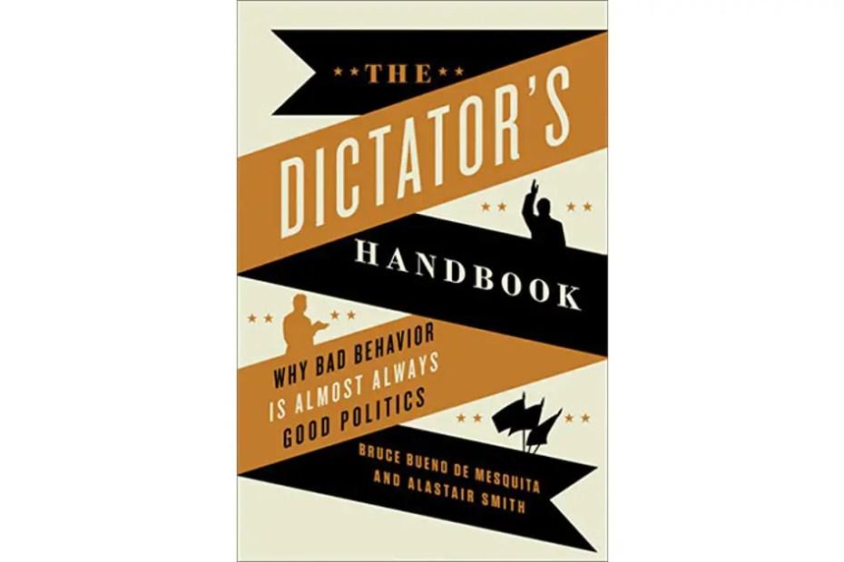 "Reading ""The Dictator's Handbook"" 8"