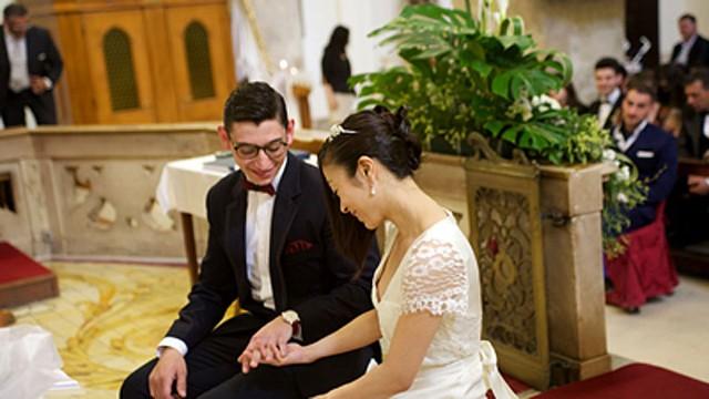 Which Celebs Got Married in 2014 So Far?