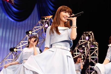 'Kojizaka46' becomes reality as Haruna Kojima sings with Nogizaka46