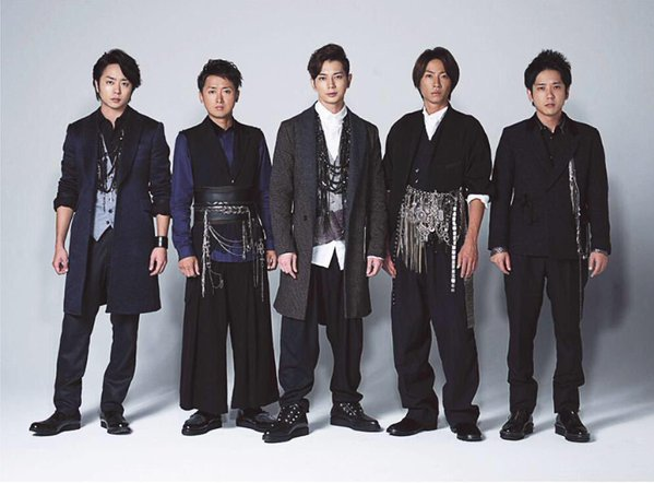 Faces of Arashi Fans to Be Scanned Before Entry to Concerts
