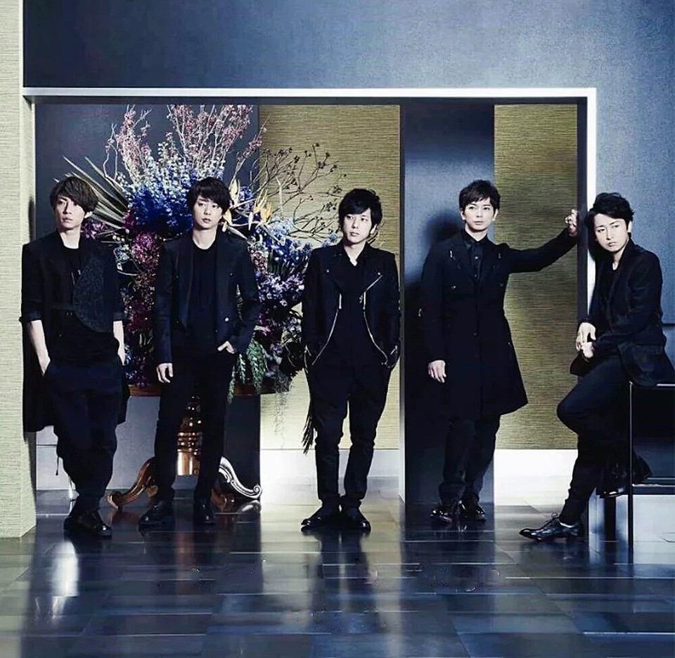 "Nikkei Entertainment ""Talent Power Ranking"" 2016 : Top Johnnys List"