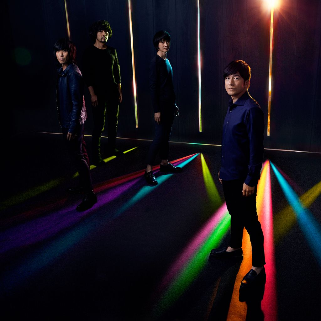 Mr.Children to celebrate their 25th Anniversary with a New Single release in January