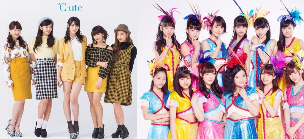 Morning Musume '16 & °C-ute to release new singles in November