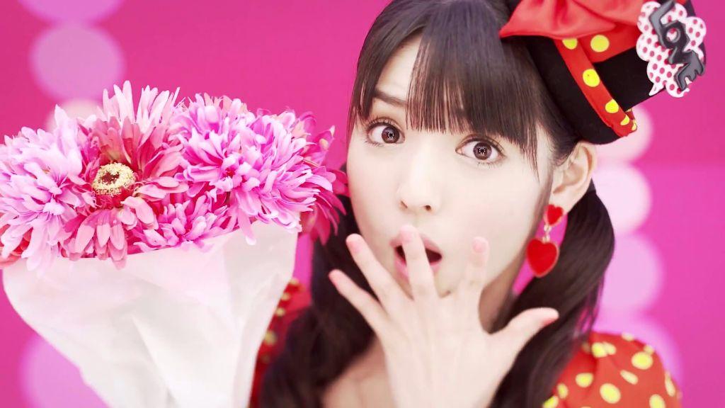 After 675 days Sayumi Michishige re-emerges!